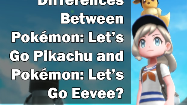 what-are-the-differences-between-pokmon-lets-go-pikachu-and-pokmon-lets-go-eevee