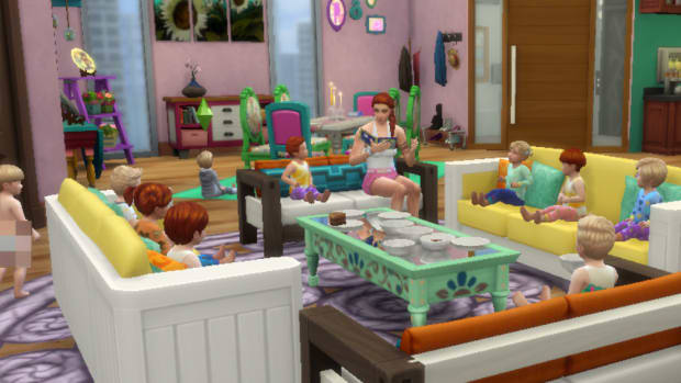 the-sims-4-game-gone-wrong-life-with-10-toddlers-in-one-household