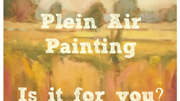 Plein Air painting, is it for you?