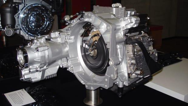 dsg-transmission-variants