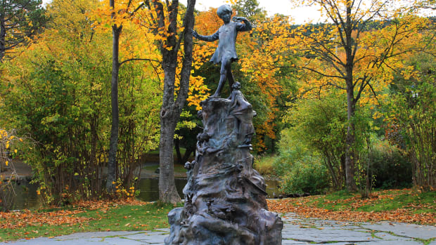 in-memory-of-a-little-girl-how-peter-pan-came-to-be-in-bowring-park