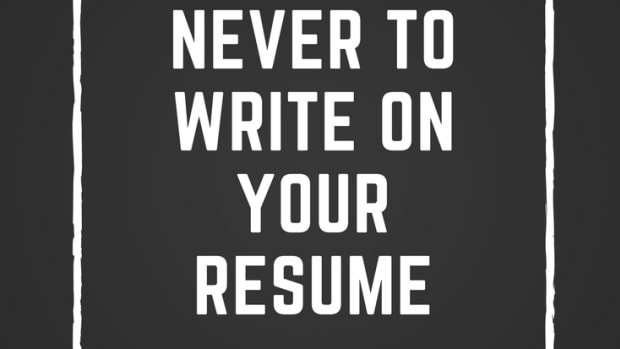 what-never-to-write-on-your-resume