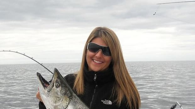 best-downrigger-rods-for-salmon-fishing