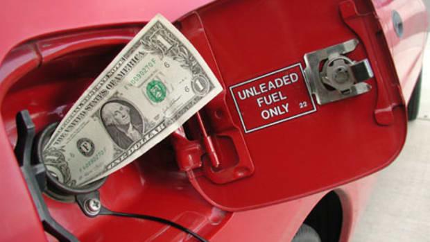 25专家途径节省金钱 - 天然气泵
