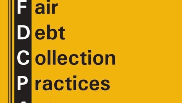 债务收藏员 - 收集信和债务收集诉讼