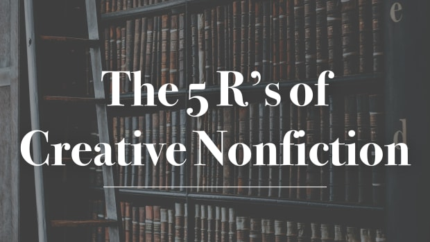 the-five-rs-of-creative-non-fiction