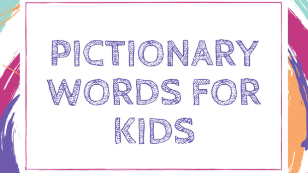 pictionary-words-for-kids