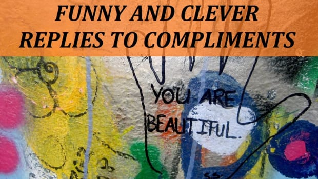 funny-responses-to-compliments
