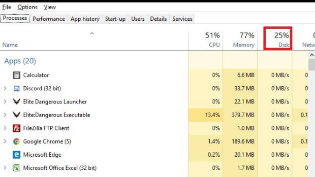 how-to-fix-persistent-100-drive-usage-on-windows-10