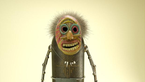 """""""Rust Belt Robot"""""""