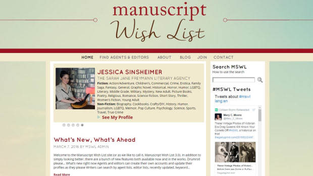 using-the-manuscript-wish-list-to-find-a-literary-agent