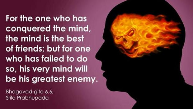 mindset-alone