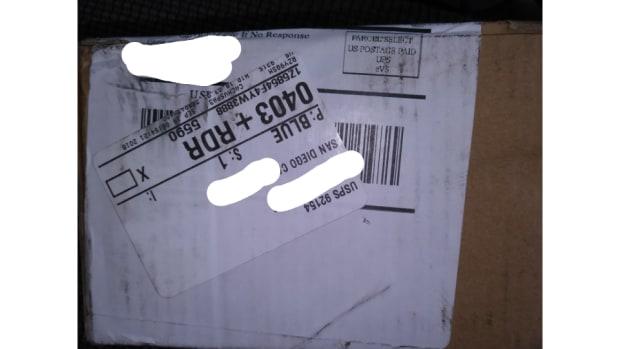 DOMS-UPS-SUREPOST-故意破坏 - 美国邮政局 - 邮政服务