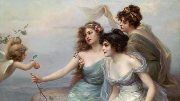 the-gratiae-goddesses