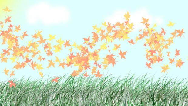 bursting-leaves