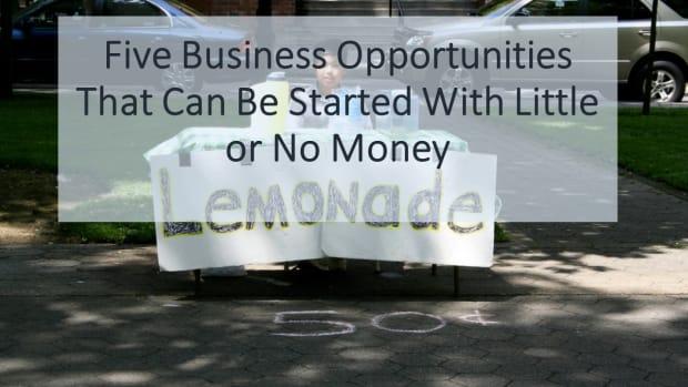 五个商务 - 机会 - 即可开始 - 与小或不赚钱