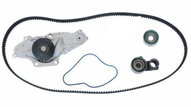 2005-2015-honda-pilot-timing-belt-and-water-pump-replacement