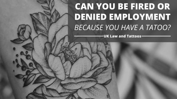 can-you-be-fired-for-having-a-tattoo