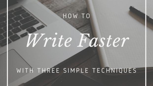 how-to-write-faster-with-3-simple-techniques