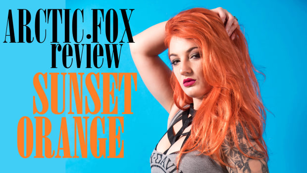 diy-hair-arctic-fox-sunset-orange-hair-dye-review