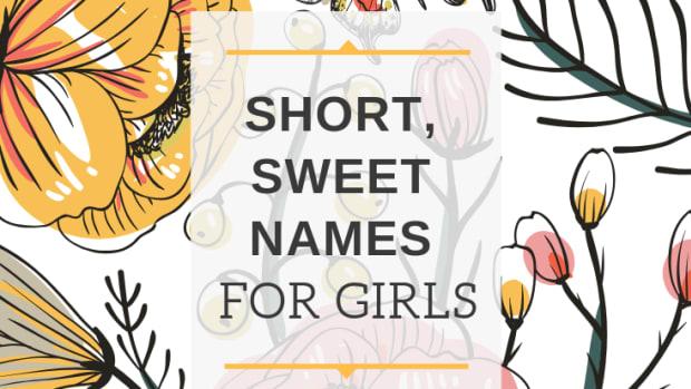 short-names-for-girls