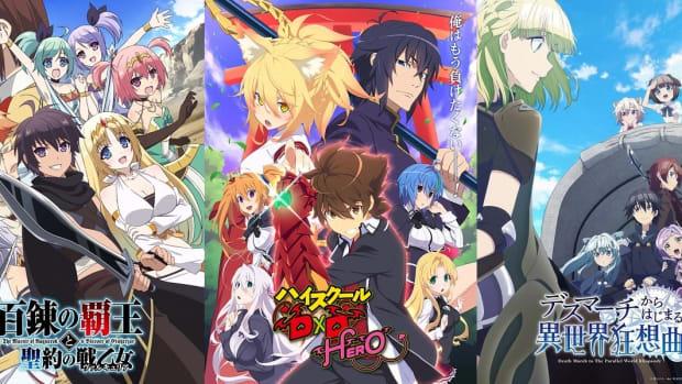 the-five-best-harem-anime