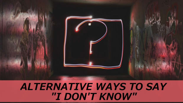 alternative-ways-to-say-i-dont-know