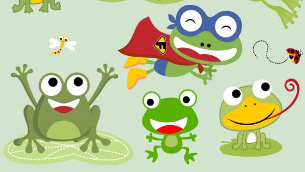 little-frogs-a-kids-poem