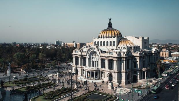 最佳的地方到退休的墨西哥