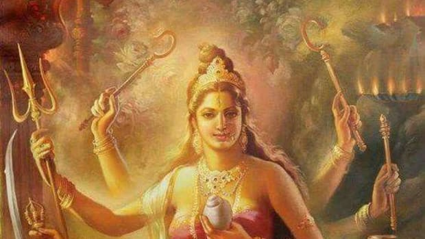 exploring-the-hindu-goddess-shakti