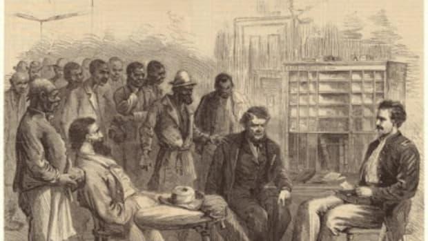 a-history-of-the-freedmans-bureau