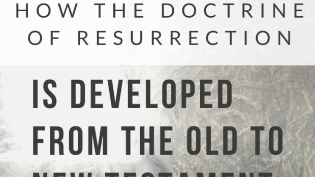 how-does-is-the-doctrine-of-resurrection-developed-from-the-old-testament-to-the-new-testament