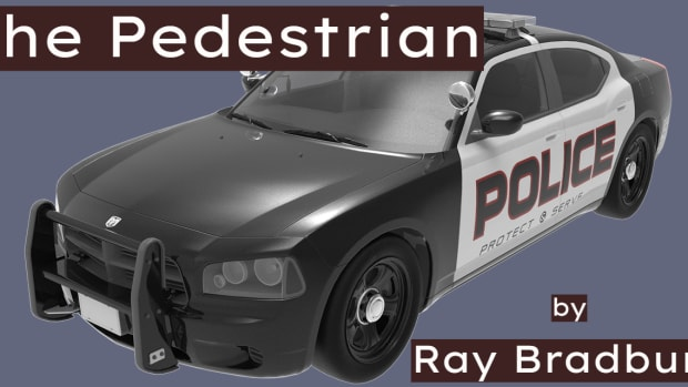 the-pedestrian-ray-bradbury-meaning-themes