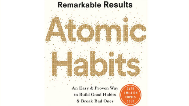 what-is-the-book-atomic-habits-about