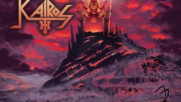 kairos-queen-of-the-hill-album-review