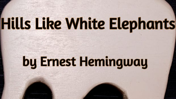 analysis-of-hills-like-white-elephants-by-ernest-hemingway