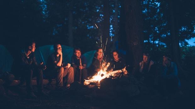at-the-bonfire