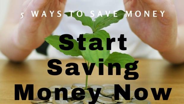 5实际的提示 - 持续储蓄金钱