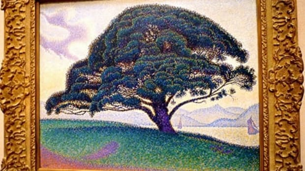 the-bonaventure-pine-by-paul-signac-pointillism-art