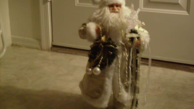 Santa Claus, Chistmas