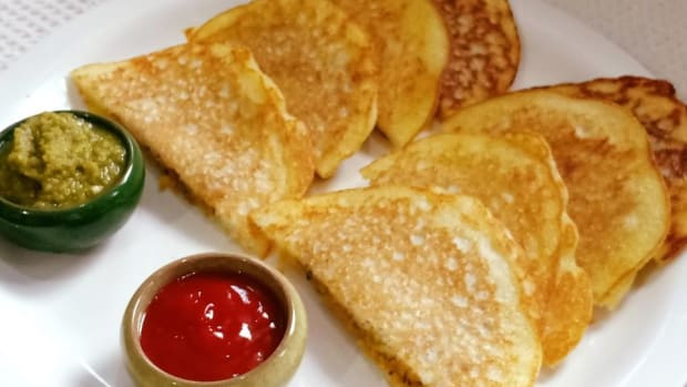 sooji-ka-nashta-semolina-pancake-breakfast-recipe