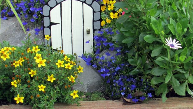 how-to-make-a-fairy-door-fairy-gardens-fairy-house-wooden-doors-fairies-houses-furniture