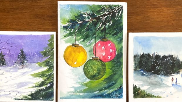 christmas-card-watercolor-art