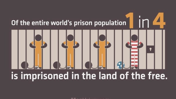 us-prisons-hold-a-quarter-of-the-worlds-incarcerated-people