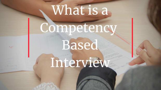 什么是基于竞争力的面试 - 和你的做法 - 你准备它