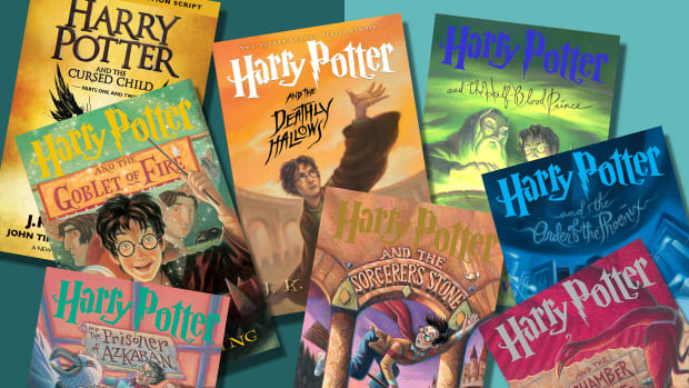 books-like-harry-potter-