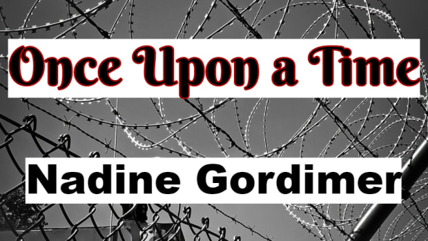 themes-summary-once-upon-a-time-nadine-gordimer