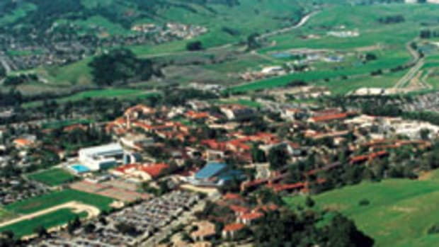The Cal Poly Campus... yep