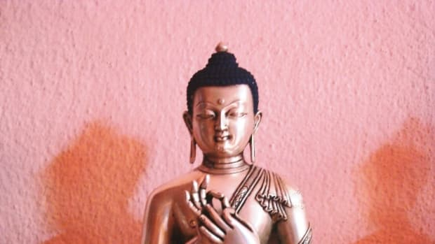 Vairochana Dhyani Buddha