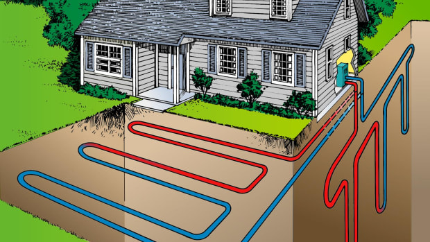using-a-geothermal-heat-pump-geoexchange-for-heating-and-cooling